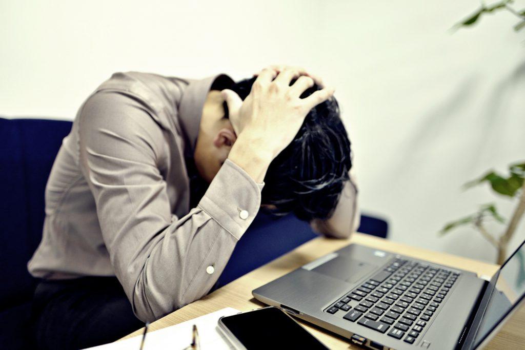 泣く うつ病 初期症状